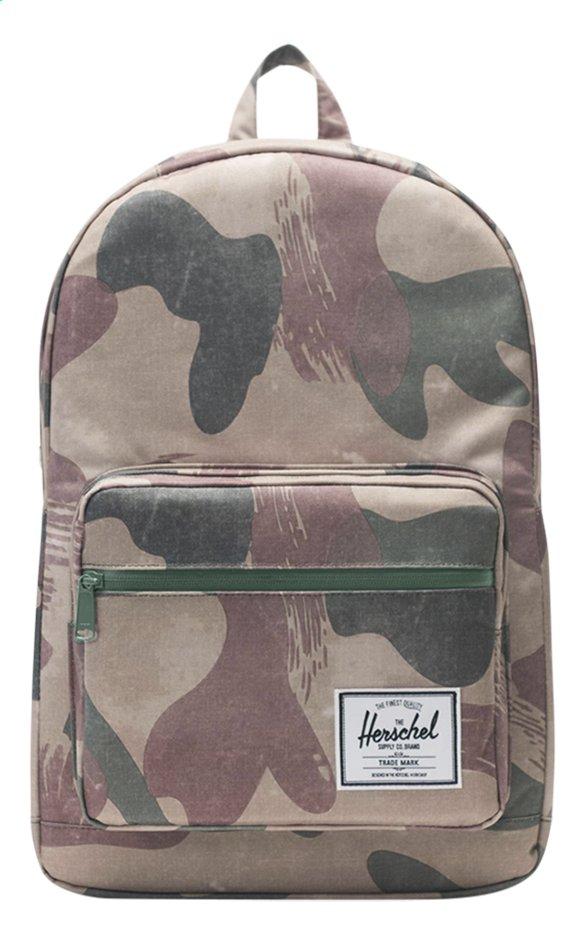 Image pour Herschel sac à dos Pop Quiz Brushstroke Camo à partir de ColliShop