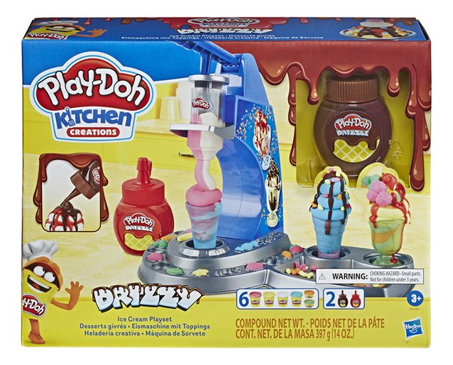 Play-Doh Kitchen Creations Drizzy IJsjes