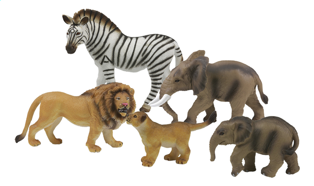 Animal Classic Wild Life Zèbre