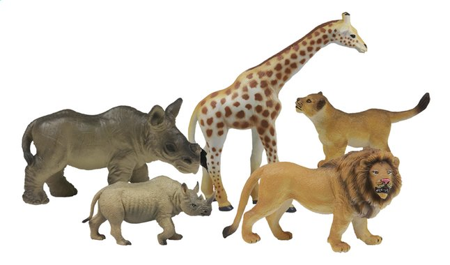 Animal Classic dieren Wild Life Giraf