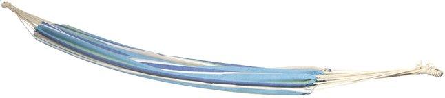 Image pour Bo-Garden Hamac 1 personne Rumba bleu/beige à partir de ColliShop