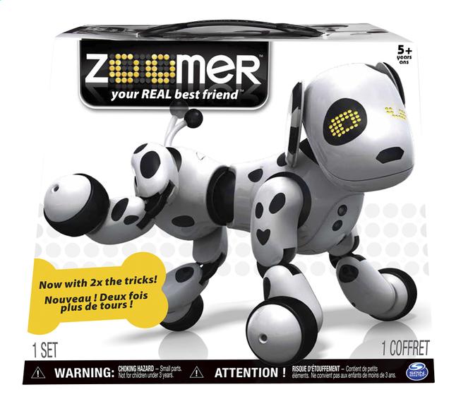 Afbeelding van Spin Master Robot Zoomer Dalmatien 2.0 FR from ColliShop