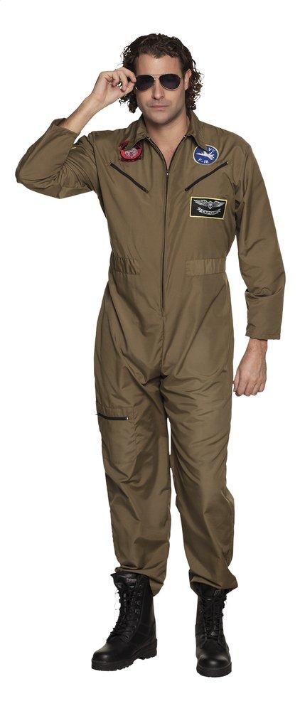 Afbeelding van Verkleedpak Jet piloot maat 50/52 from ColliShop