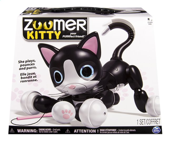 Afbeelding van Spin Master Robot Zoomer Kitty from ColliShop