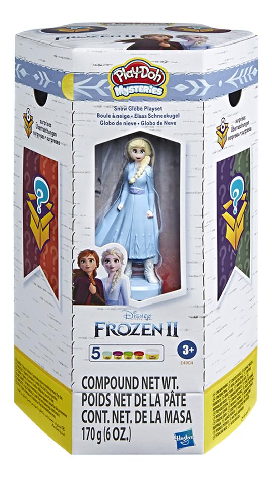 Play-Doh Mysteries Disney Frozen II sneeuwbal