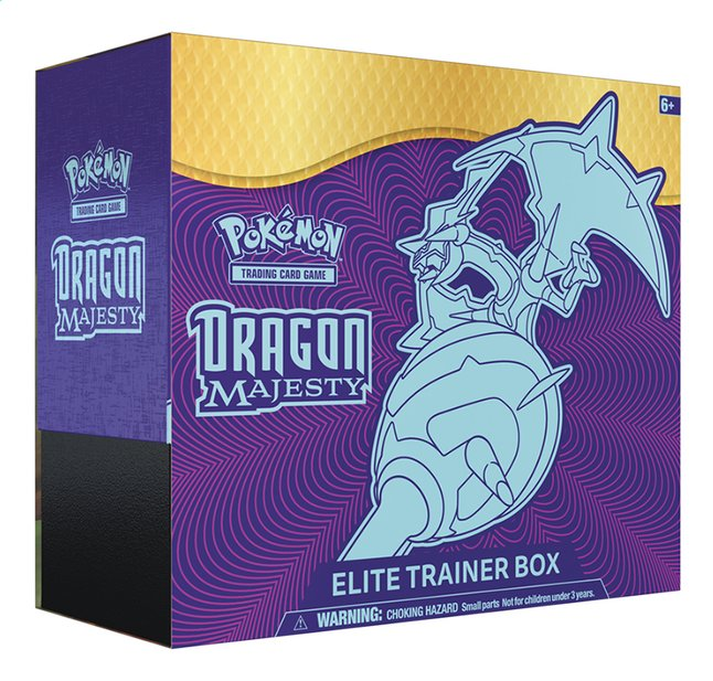 Afbeelding van Pokémon Trading Cards 7.5 Dragon Majesty Elite Trainer Box from ColliShop