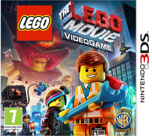 Afbeelding van Nintendo 3DS LEGO: The LEGO Movie Videogame FR from ColliShop