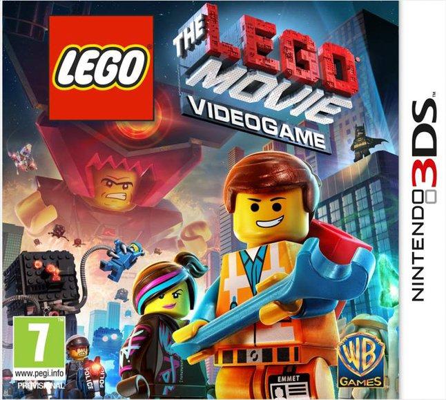 Image pour Nintendo 3DS LEGO: The LEGO Movie Videogame FR à partir de ColliShop