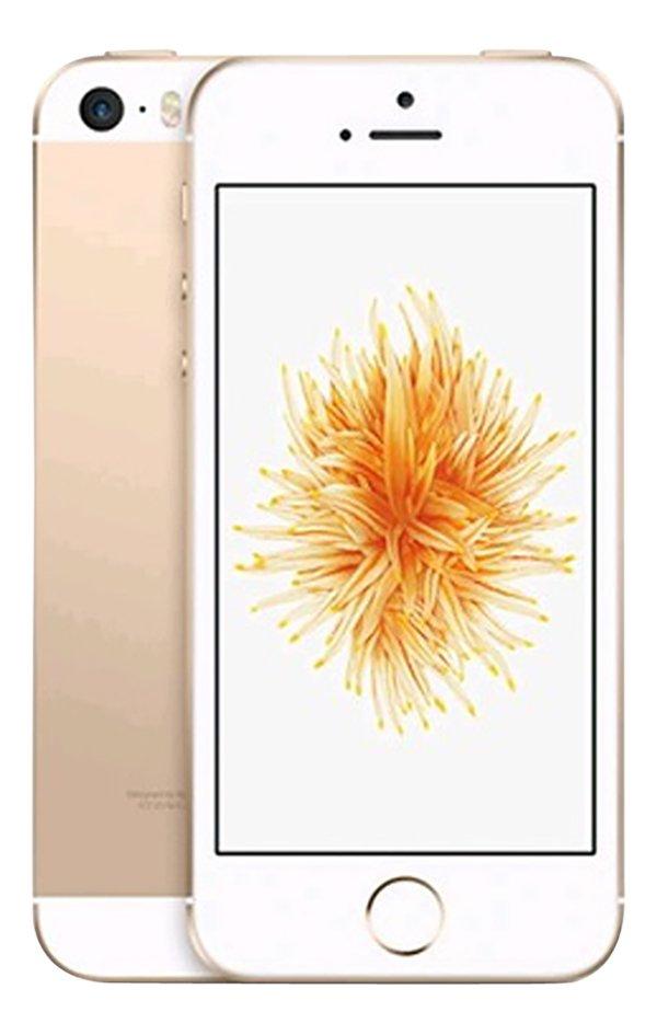 Afbeelding van Apple iPhone SE 64 GB goud from ColliShop