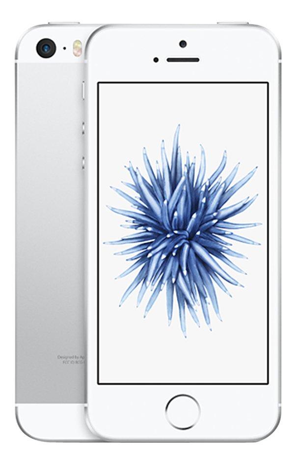 Afbeelding van Apple iPhone SE 64 GB zilver from ColliShop