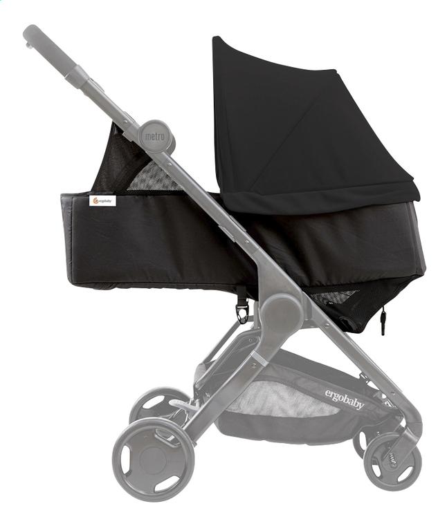 Image pour ERGObaby Nacelle pliante Newborn kit Metro black à partir de ColliShop