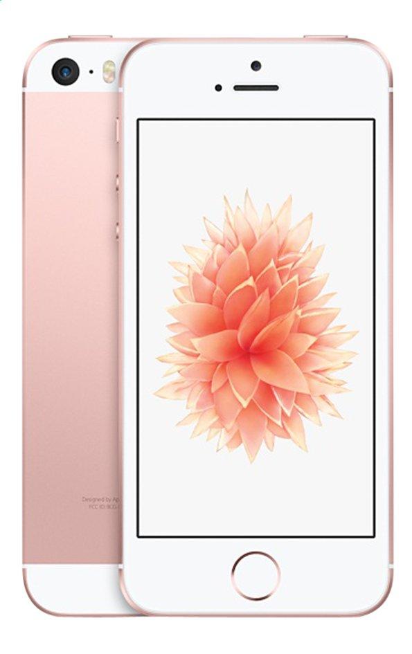 Image pour Apple iPhone SE 16 Go or rose à partir de ColliShop