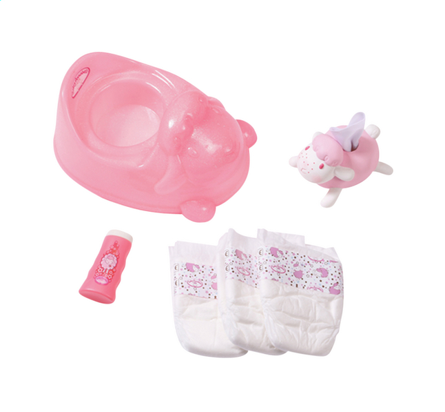 Afbeelding van Baby Annabell wc-potje Potty training from ColliShop
