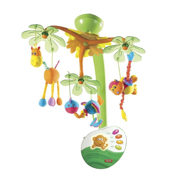 Afbeelding van Tiny Love Mobiel met muziek Sweet Island Dreams from ColliShop