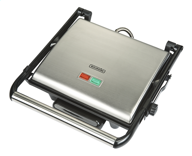 Afbeelding van Bourgini Panini grill Classic from ColliShop
