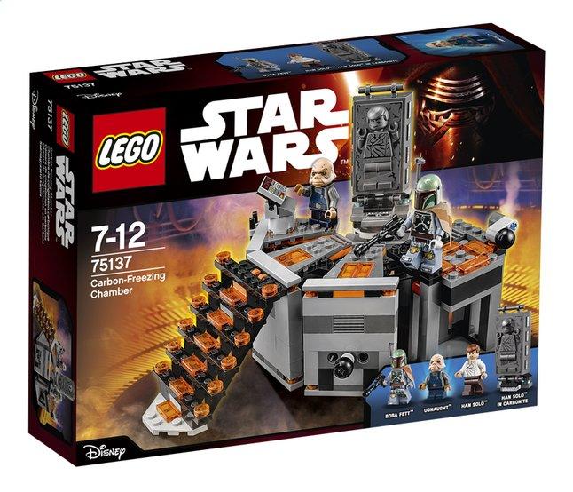 Image pour LEGO Star Wars 75137 Chambre de congélation carbonique à partir de ColliShop