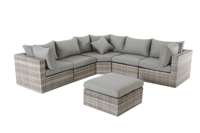 Afbeelding van Suns Blue Loungeset Ferro taupe from ColliShop