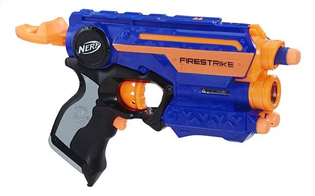 Image pour Nerf pistolet Elite N-Strike Firestrike à partir de ColliShop