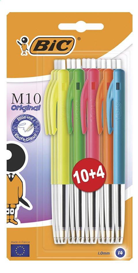 Image pour Bic stylo à bille  M10 Original - 14 pièces à partir de ColliShop