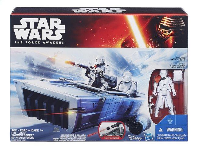 Afbeelding van Speelset Star Wars First Order Snowspeeder from ColliShop