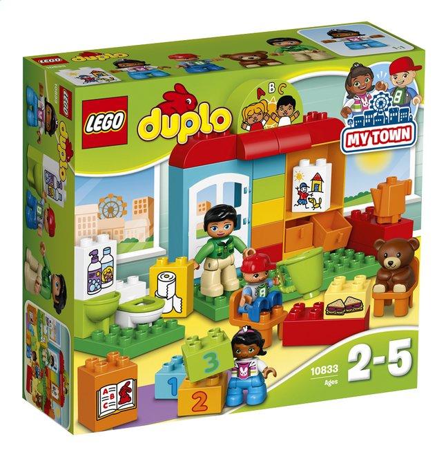 Afbeelding van LEGO DUPLO 10833 Kleuterklas from ColliShop