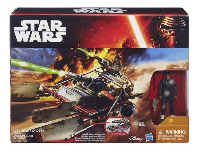 Image pour Set de jeu Star Wars Landspeeder du désert à partir de ColliShop