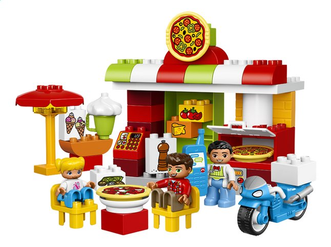 Afbeelding van LEGO DUPLO 10834 Pizzeria from ColliShop