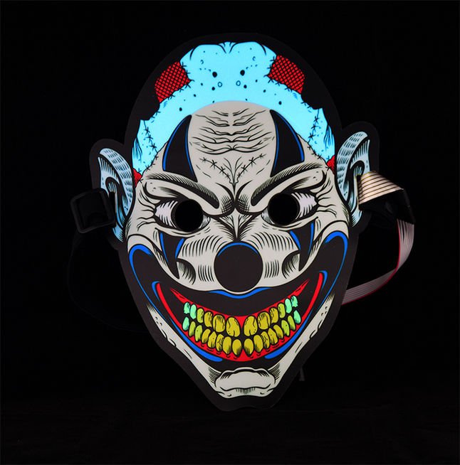 Goodmark masque The Joker Sound Reactive