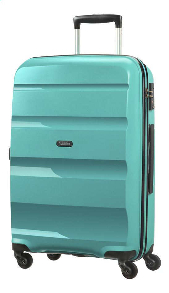 Afbeelding van American Tourister Harde reistrolley Bon Air Spinner deep turquoise 66 cm from ColliShop