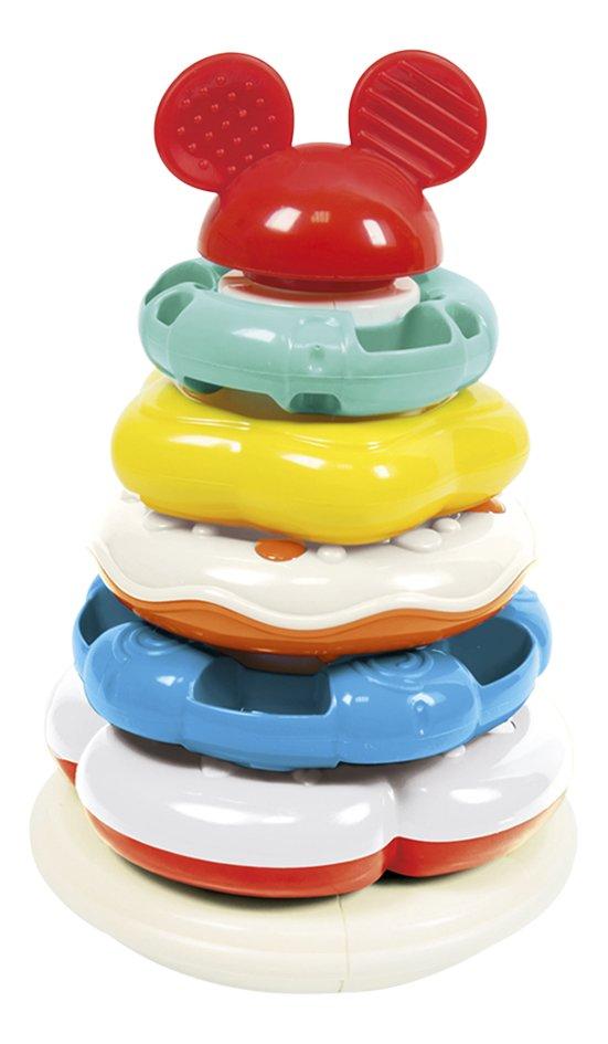Image pour baby Clementoni anneaux à empiler Disney Stacking rings à partir de ColliShop