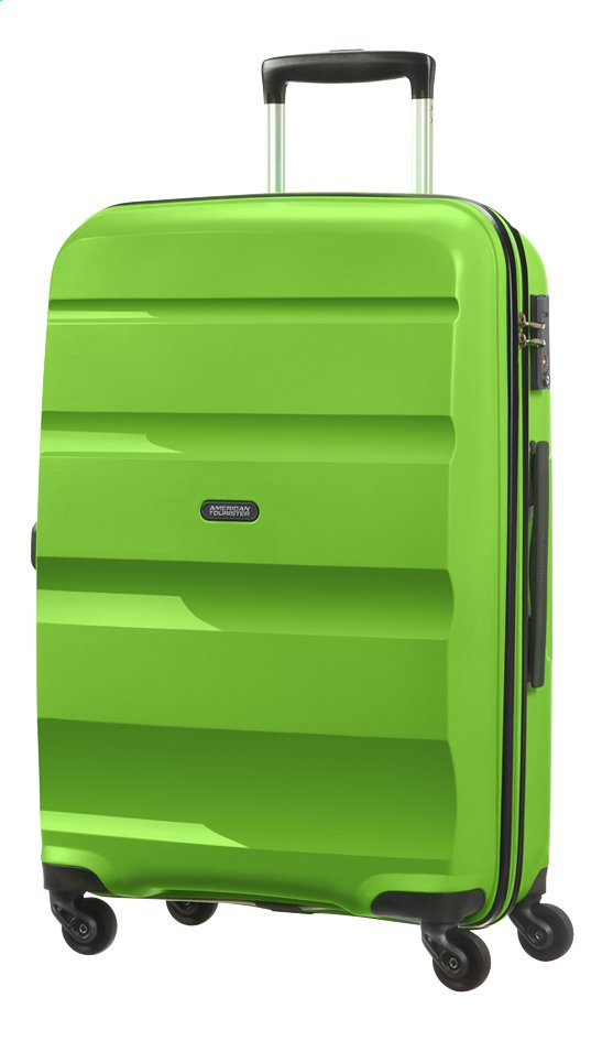 Image pour American Tourister Valise rigide Bon Air Spinner pop green 66 cm à partir de ColliShop