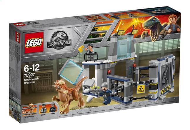 LEGO Jurassic World 75927 L'évasion du Stygimoloch