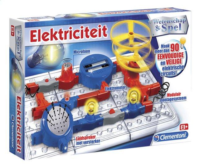 Afbeelding van Clementoni Elektriciteit from ColliShop