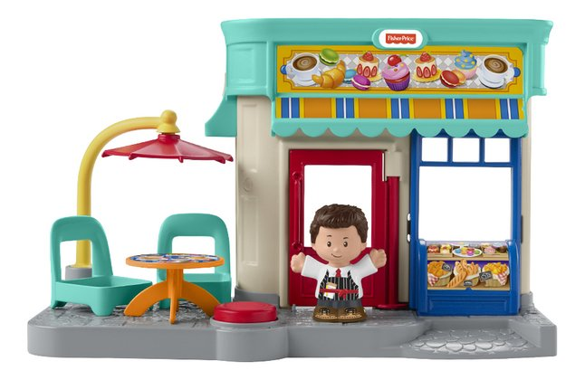 Fisher-Price Little People Cafe Bakery
