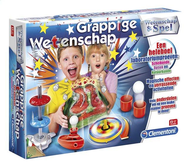 Image pour Clementoni experimenteerdoos Grappige Wetenschap NL à partir de ColliShop