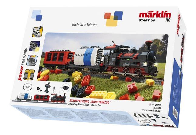 Image pour Märklin coffret de démarrage Train en briques encastrables à partir de ColliShop