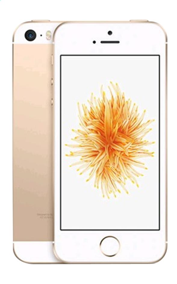 Image pour Apple iPhone SE 16 Go or à partir de ColliShop
