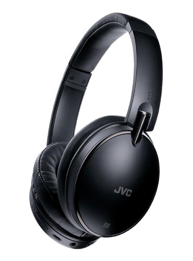 JVC casque Bluetooth HA-S90BN-Z-E noir