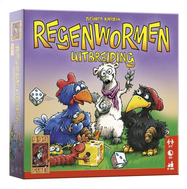 Image pour Regenwormen uitbreiding NL à partir de ColliShop