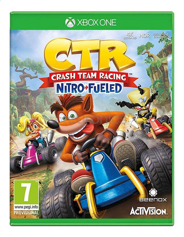 Image pour Xbox One Crash Team Racing Nitro Fueled ANG à partir de ColliShop