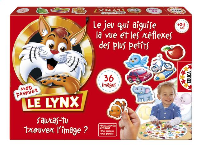 Afbeelding van Mon premier Le Lynx FR from ColliShop