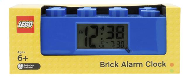 Afbeelding van LEGO reuzenwekker blauw from ColliShop