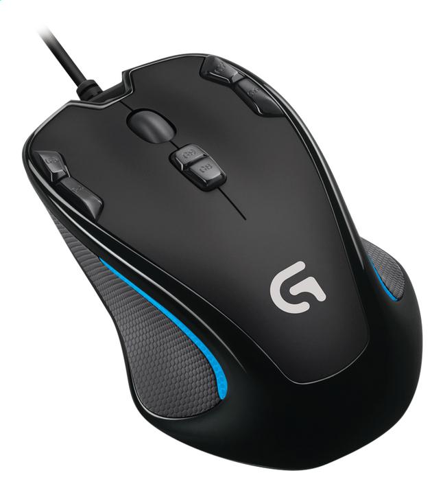 Image pour Logitech souris de gaming optique G300S à partir de ColliShop