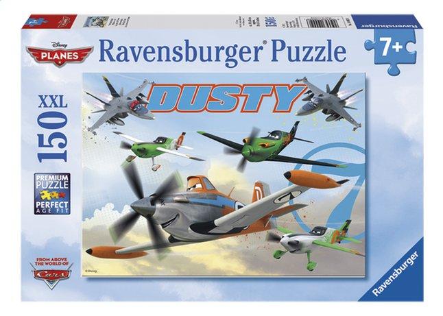 Afbeelding van XXL puzzel Planes Achtervolging from ColliShop