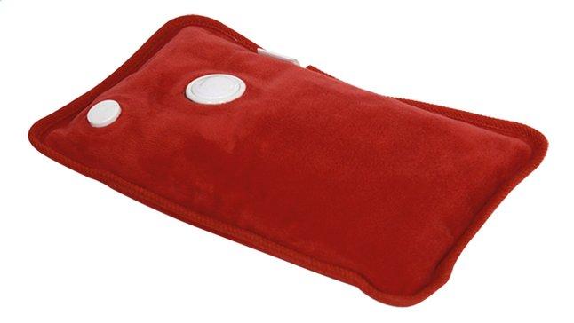 Afbeelding van Sissel Elektrische warmwaterkruik Heat Wave rood from ColliShop