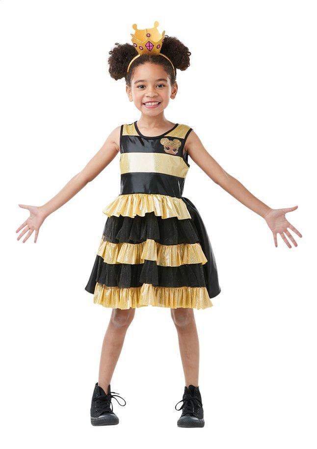 Afbeelding van Verkleedpak L.O.L. Queen Bee Deluxe maat 122/134 from ColliShop