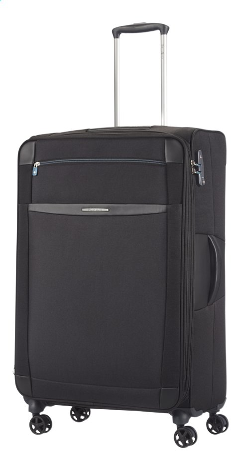 Image pour Samsonite Valise souple Dynamo Spinner EXP black 78 cm à partir de ColliShop