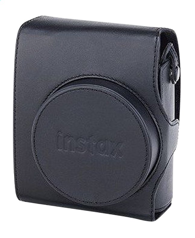 Afbeelding van Fujifilm fototas instax mini 90 leather case zwart from ColliShop
