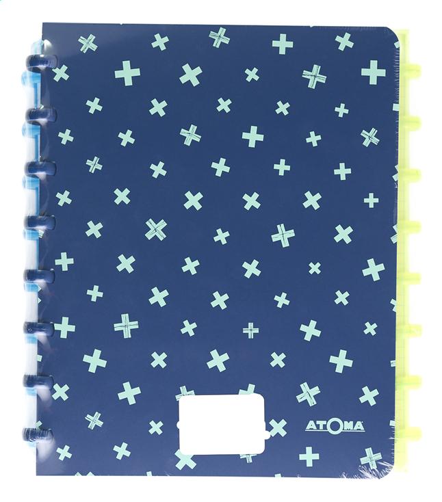 Afbeelding van Atoma schrift A5 commercieel geruit - 3 stuks from ColliShop