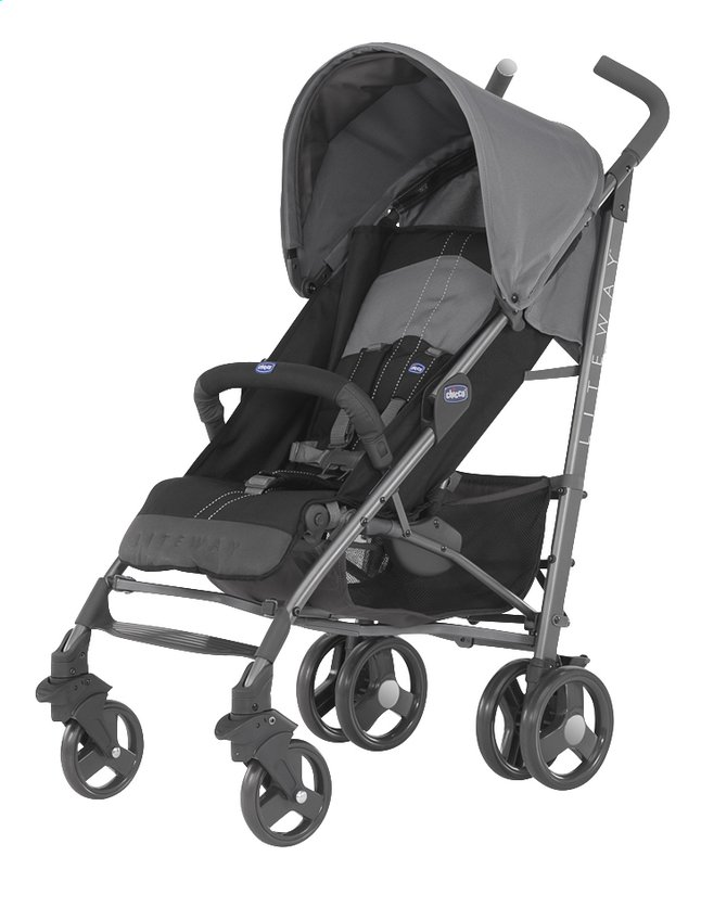 Image pour Chicco Buggy Lite Way 2.0 coal à partir de ColliShop